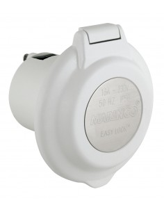 304EL-BX.NT Marinco 15A to 50A Plugs and Receptacles 15A to 50A Plugs and Receptacles INLET, 16A 220V  CONTOURED EXP.