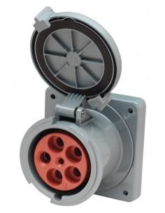 M5100R9 Marinco 50A+ Power Receptacles 50A+ Power Receptacles 100A 120/208V RECEPTACLE