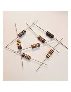 Carbon Comp 500mW Lot of 10 180K 1//2W 10/% Carbon Composition Resistor