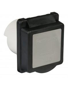 301ELRV.BLK ParkPower Power Inlet Accessories Power Inlet Accessories 30A 125V Standard RV Power Inlet, Black