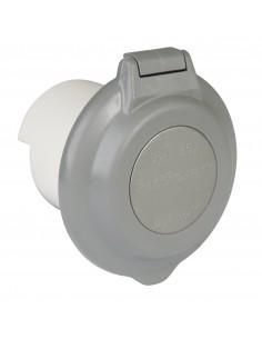 304EL-BRV.G ParkPower Power Inlet Accessories Power Inlet Accessories 30A 125V Contour Gray Inlet
