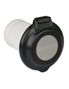 6344EL-BRV.BLK ParkPower Power Inlet Accessories Power Inlet Accessories 50A 125/250V Contour Black Inlet