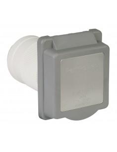 6353ELRV.G ParkPower Power Inlet Accessories Power Inlet Accessories 50A 125/250V Standard Gray Inlet